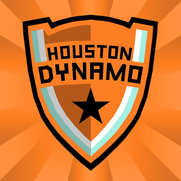Houston Dynamo Crest