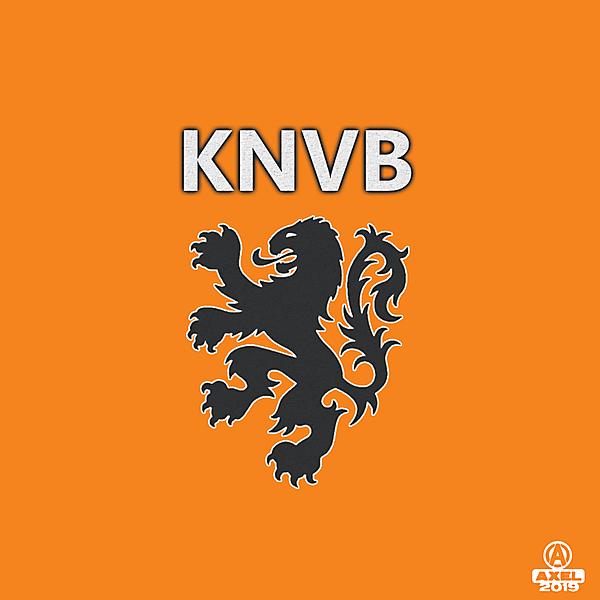 KNVB - crest redesign 2