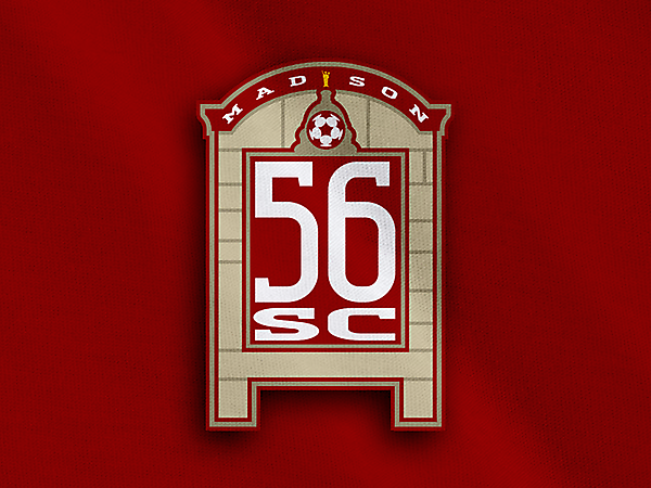 Madison 56ers Crest