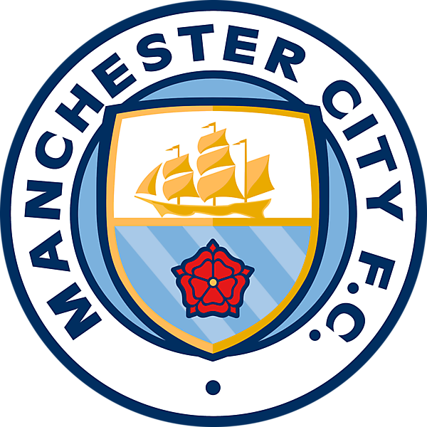 Manchester City Crest Redesign (Hybrid 1980 & 2017)
