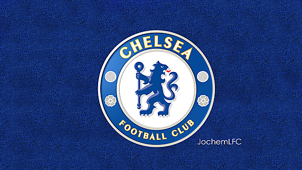 New Chelsea logo
