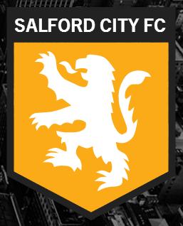 new Salford City FC crest 2