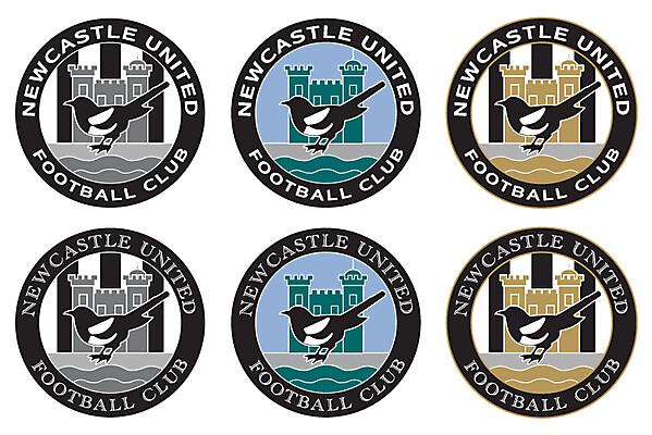 New Newcastle Badges