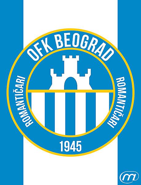 OFK Beograd redesign