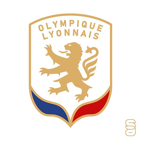 Olympique Lyon Redesign