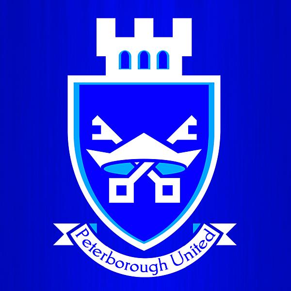 Peterborough United Crest