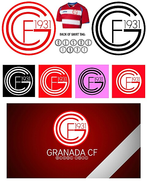 Progress on Granada CF Rebrand