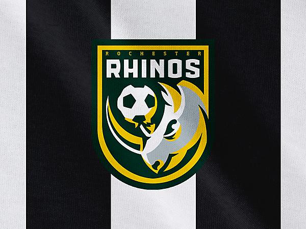 Rochester Rhinos Crest