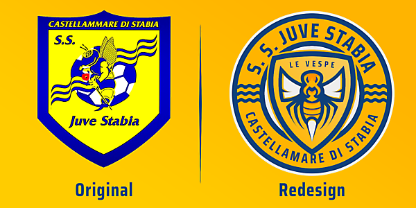 S. S. Juve Stabia   Crest Redesign
