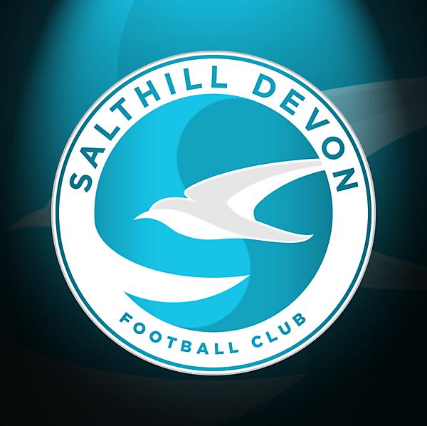 New Salthill Devon Crest