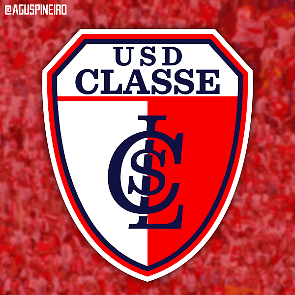 USD Classe Logo Redesign