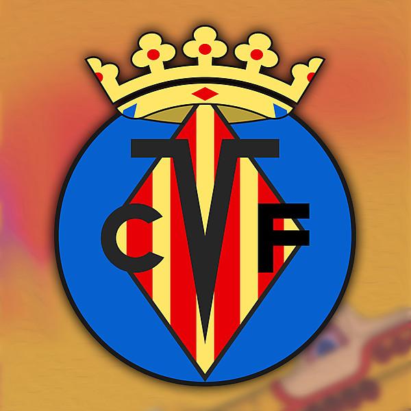 Villarreal CF Crest