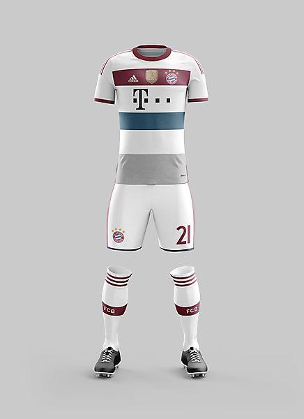 #11 - Bayern Munich Away '14