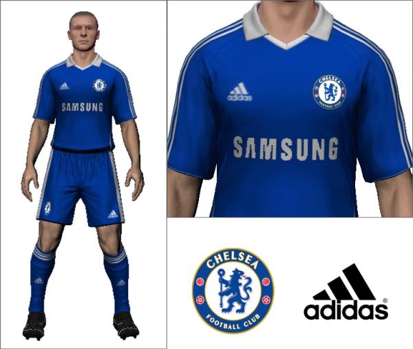 2014/15 Chelsea Home Kit