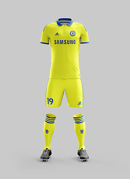 #31 - Chelsea Away '14