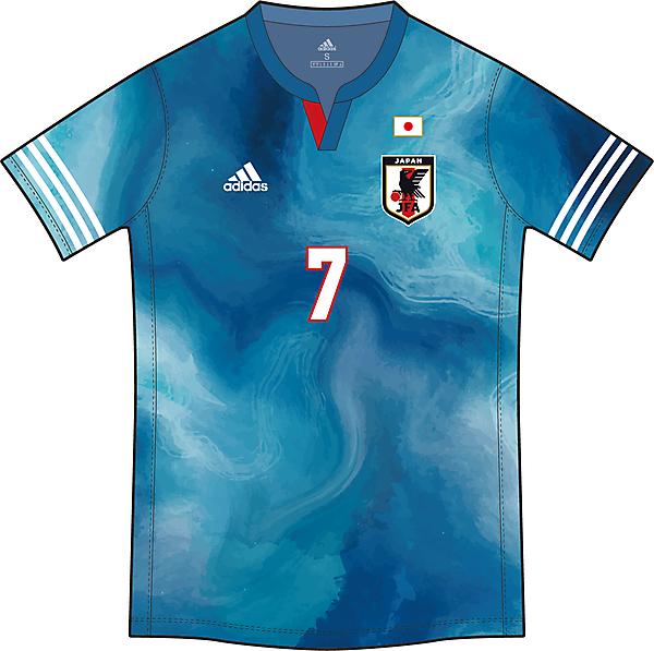 日本 Japan National Team Home Kit