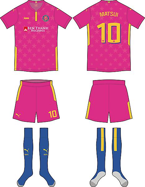 西贡 Saigon FC