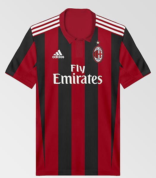 A.C Milan 17-18 ?