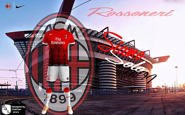 AC Milan By TN