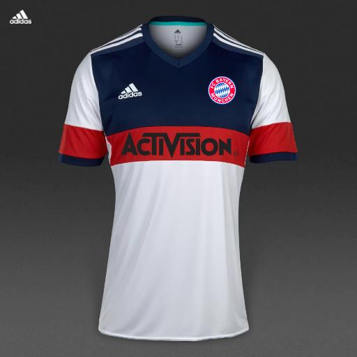 cheap for discount c9cdf f25b7 Adidas Bayern Munich Away Kit 2018