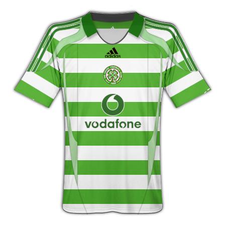 Celtic FC Adidas home