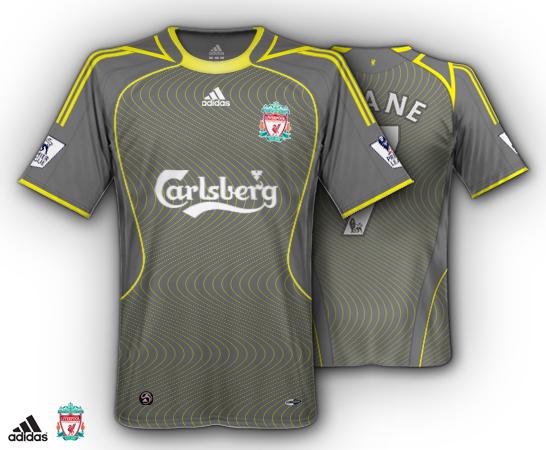 LFC away fantasy shirt