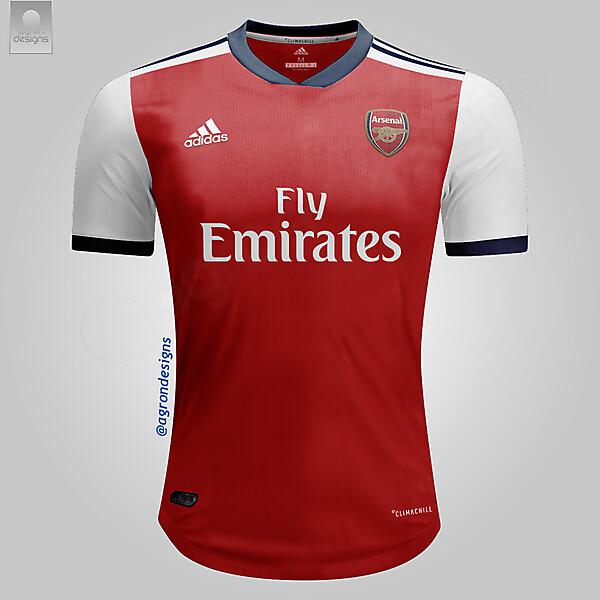 ADIDAS X ARSENAL FC