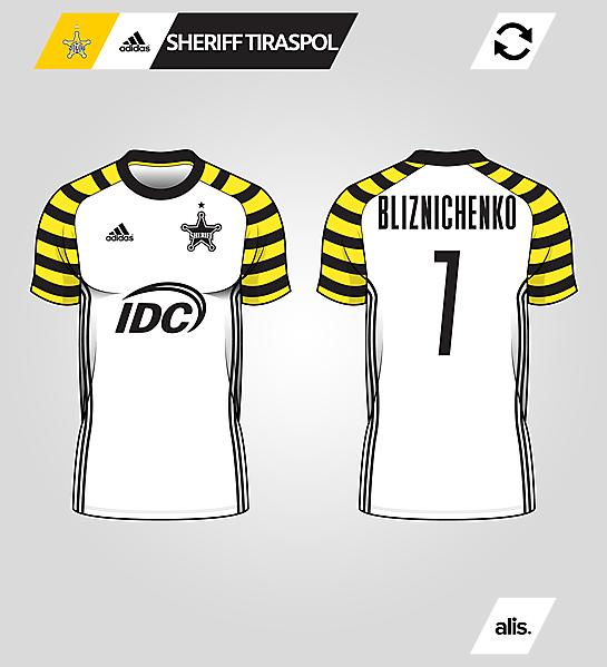 adidas X Sheriff Tiraspol - 3rd