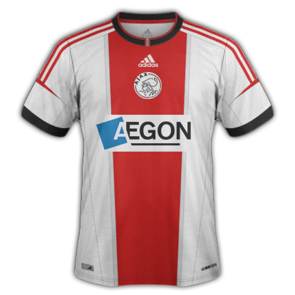 Ajax fantasy kits with Adidas (for 2012-13)