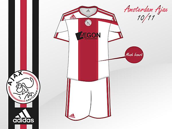 Ajax Fantasy Home