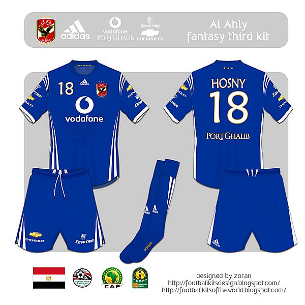 Al Ahly fantasy third