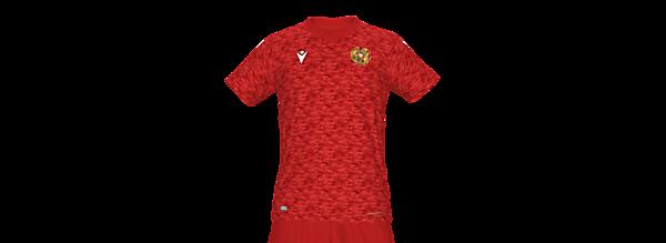 Armenia National Team Fantasy Home Kit