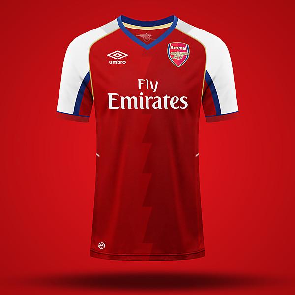 Arsenal - Home Kit