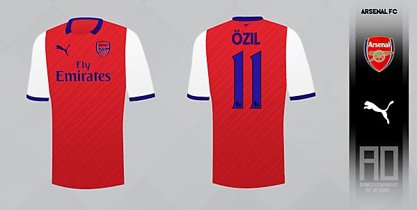 Arsenal  | ahmedosmanovic