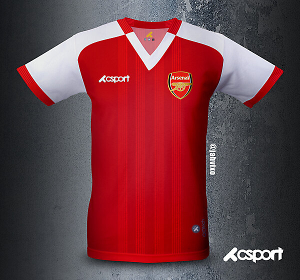 Arsenal home jersey