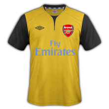 online store e79b7 630fe Arsenal Umbro Away Concept