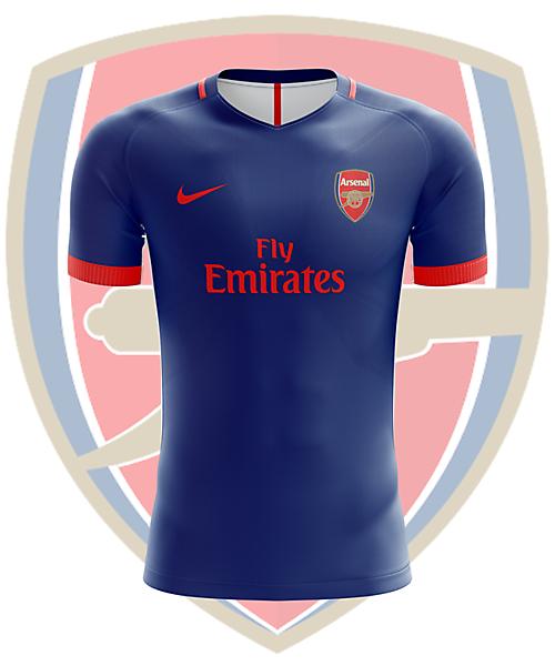 Arsenal x Nike - Third