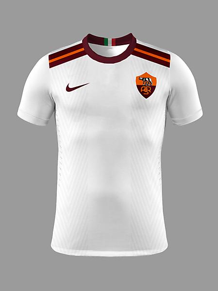 As Roma 15-16 Away