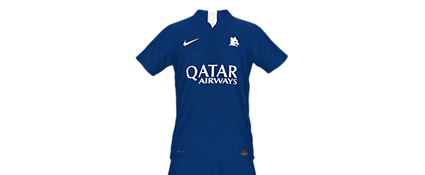 AS Roma 2021/2022 Fantasy Away Kit