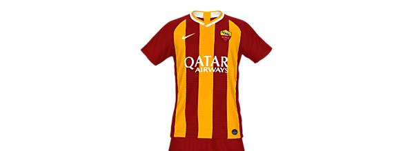AS Roma 2021/2022 Fantasy Home Kit