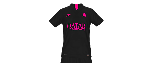 AS Roma 2021/2022 Fantasy Third Kit