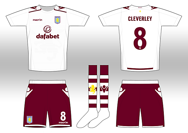 Aston Villa - Away