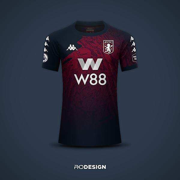 Aston Villa || Kappa || Third