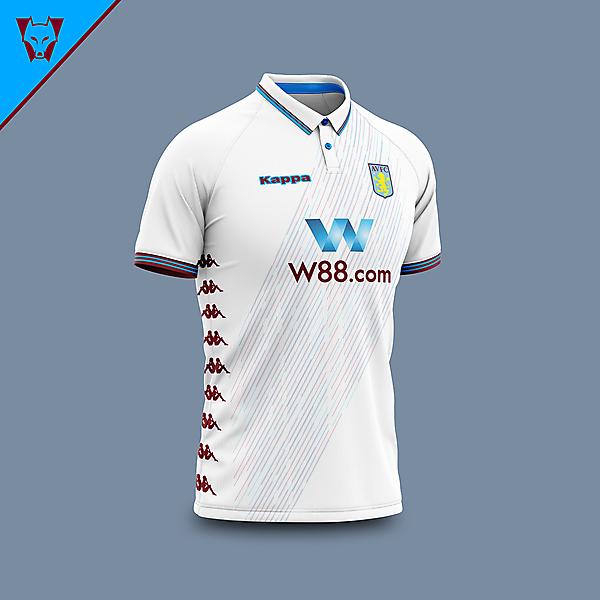Aston Villa away concept
