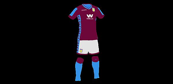 Aston Villa x Kappa