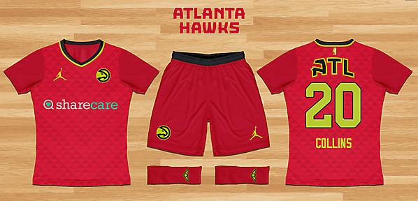 Atlanta Hawks - Third Kit