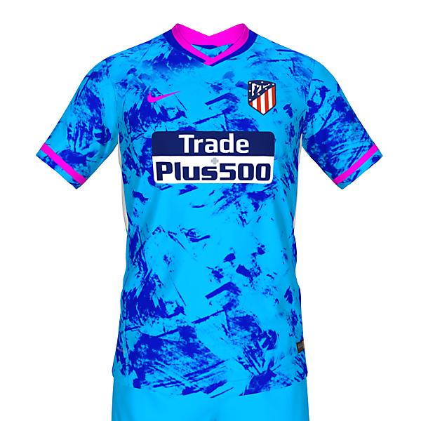 Atletico away concept