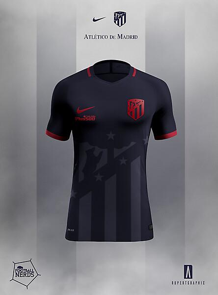 Atletico de Madrid 2017/18
