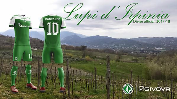 Avellino home kit 17-18