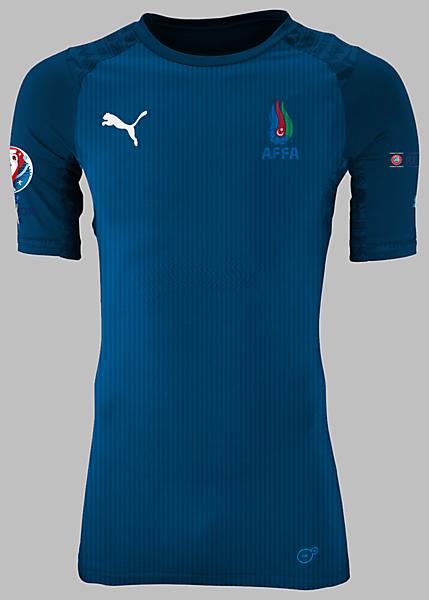 Azerbaijan Puma kit